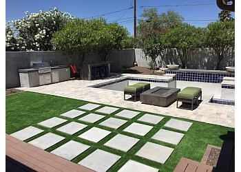 Tempe landscaping company Desert Designer Landscape & Development