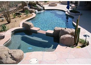 Glendale pool service Desert Diamond Pools