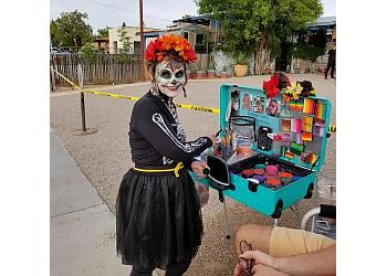 Tucson face painting Desert Diva Face Painting