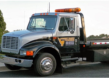 Mesa towing company Desert Eagle Towing