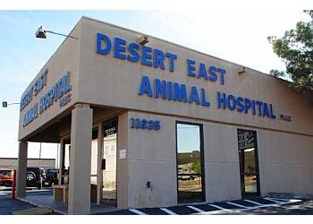 El Paso veterinary clinic Desert East Animal Hospital, PLLC
