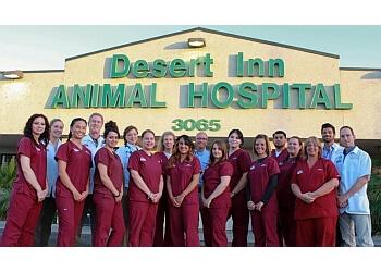 Las Vegas veterinary clinic Desert Inn Animal Hospital