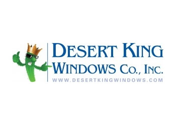 Tempe window company Desert King Windows co, inc.