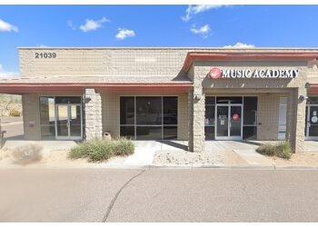 Phoenix music school Desert Ridge Music Academy