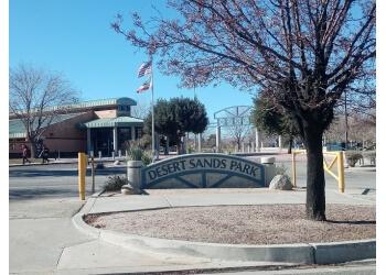 Palmdale public park Desert Sands Park