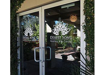 Phoenix yoga studio Desert Song Healing Arts Center
