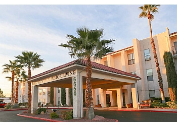 Las Vegas assisted living facility Desert Springs senior living
