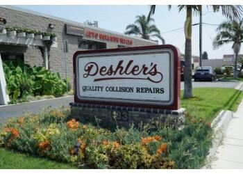 Orange auto body shop Deshler's Collision Repair, Inc.