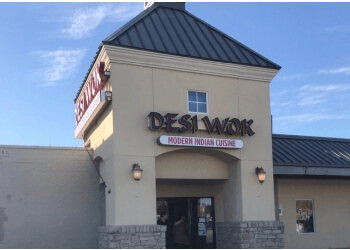 Tulsa indian restaurant DesiWok