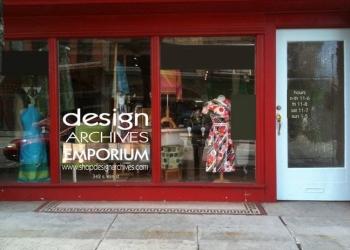 Greensboro gift shop Design Archives™ Emporium