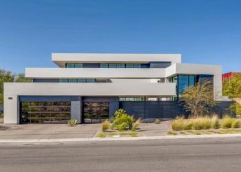 Las Vegas residential architect Hoogland Architecture, Ltd.