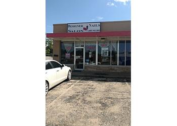 Oklahoma City nail salon Designer Nails