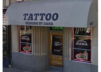 Cincinnati tattoo shop Tattoo Designs By Dana
