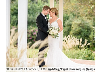 Fayetteville wedding planner Designs by Lady Vye