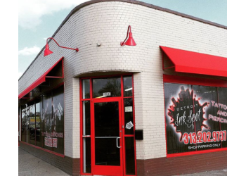 Detroit tattoo shop Detroit Ink Spot