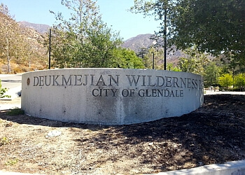 Deukmejian Wilderness Park Trail