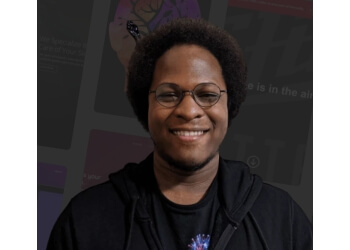 Cedar Rapids web designer Devin Green