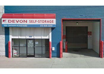 Detroit storage unit Devon Self Storage