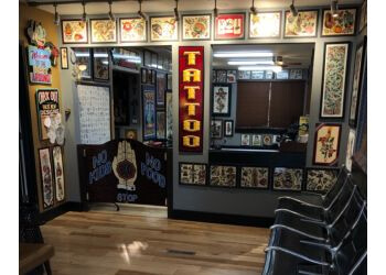 Boise City tattoo shop Devotion Tattoo