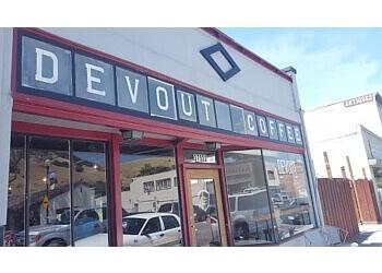Fremont cafe Devout Coffee