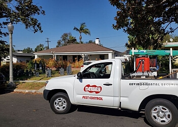 Los Angeles pest control company Dewey Pest Control