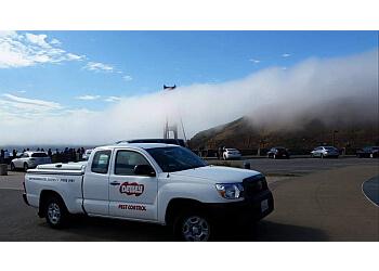 San Francisco pest control company Dewey Pest Control