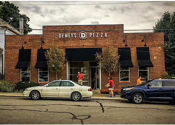 Cincinnati pizza place Dewey's Pizza