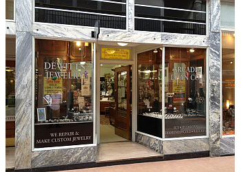 Cleveland jewelry Dewitt's Diamond & Gold Exchange