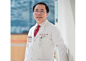 New York neurologist Dexter Sun, MD, PH.D