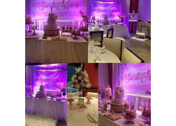 Elizabeth wedding planner Dfiesta Party Rentals