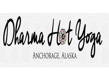 Dharma Hot Anchorage Yoga Studios