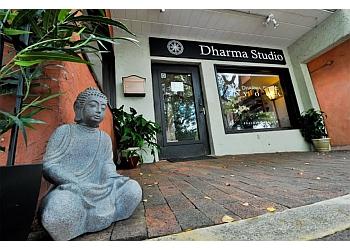 Miami yoga studio Dharma Studio