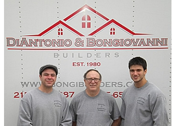 Philadelphia home builder DiAntonio & Bongiovanni Builders