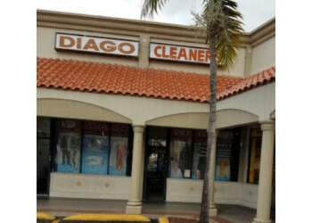 Hialeah dry cleaner Diago Cleaners