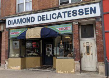 Akron sandwich shop Diamond Deli