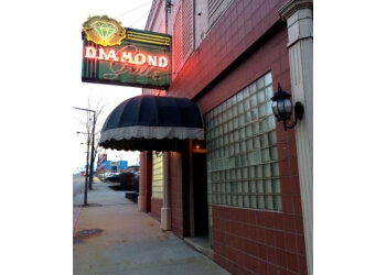 Akron steak house Diamond Grille