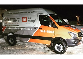 Anchorage hvac service Diamond Heating Comfort Systems Inc.
