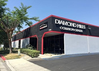 Orange auto body shop Diamond Hills Collision Center