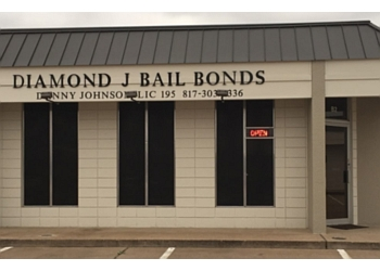 Arlington bail bond Diamond J Bail Bonds