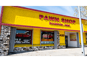 Pasadena pawn shop Diamond Jim's Pawn Shop