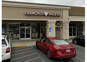 Modesto nail salon Diamond Nail Spa
