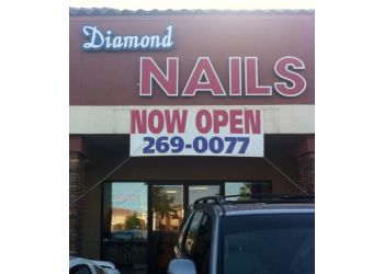 Las Vegas nail salon Diamond Nails
