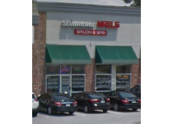 Columbus nail salon Diamond Nails Salon and Spa