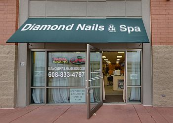 Madison nail salon Diamond Nails & Spa