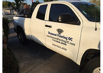 Garden Grove painter Diamond Painting Co.