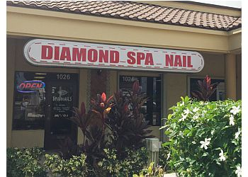 Port St Lucie nail salon Diamond Spa Nail