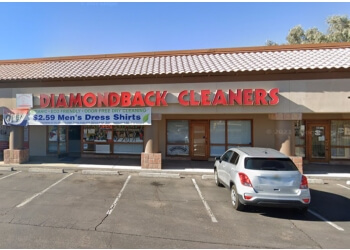 Chandler dry cleaner Diamondback Cleaners