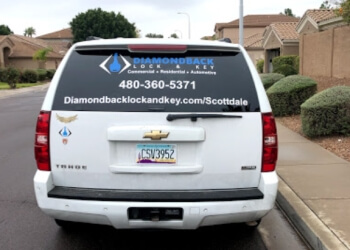 Scottsdale locksmith Diamondback Lock and Key