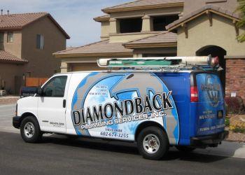 Phoenix plumber Diamondback Plumbing Services Inc.