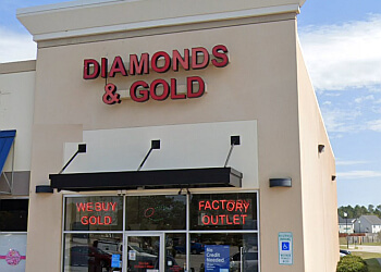 Fayetteville jewelry Diamonds and Gold Inc.